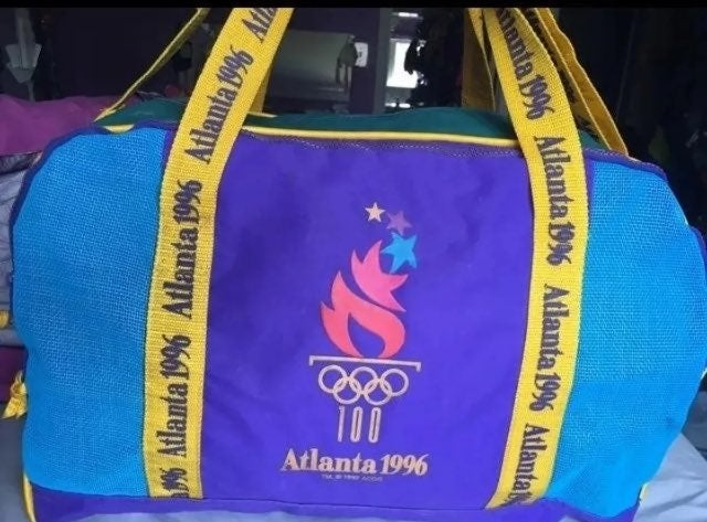ATL 1996 Olympics vintage gym bag