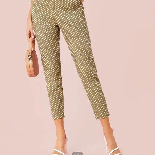 NEW Polka Dots Summer Pants