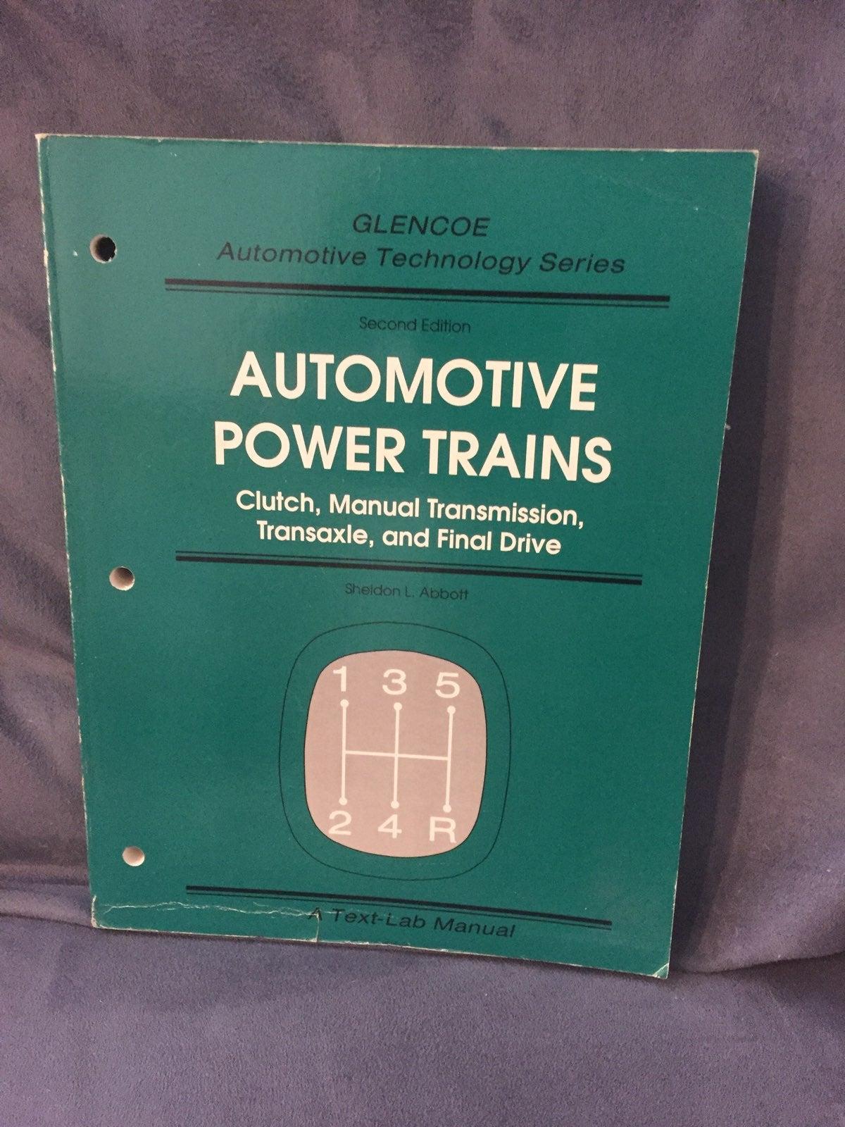 Automotive Power Trains