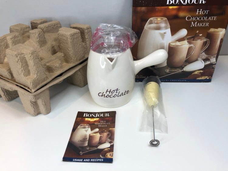 Bonjour Hot Chocolate Maker