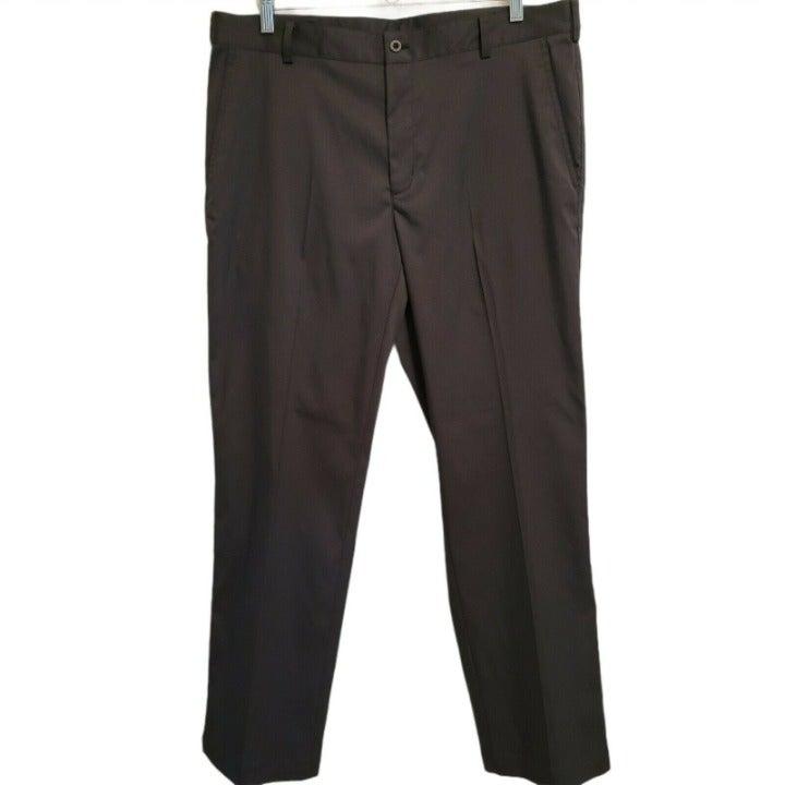 Men's 36x32 Nike Golf Pants - Dri-Fit - Black - Polyester