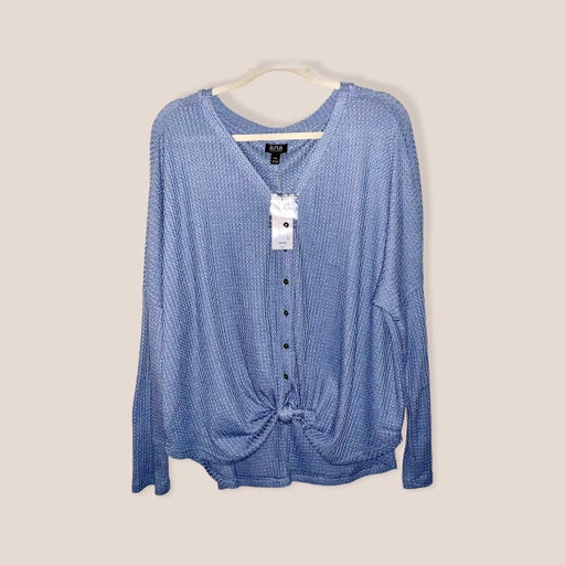 Plus Size Long Sleeve Top