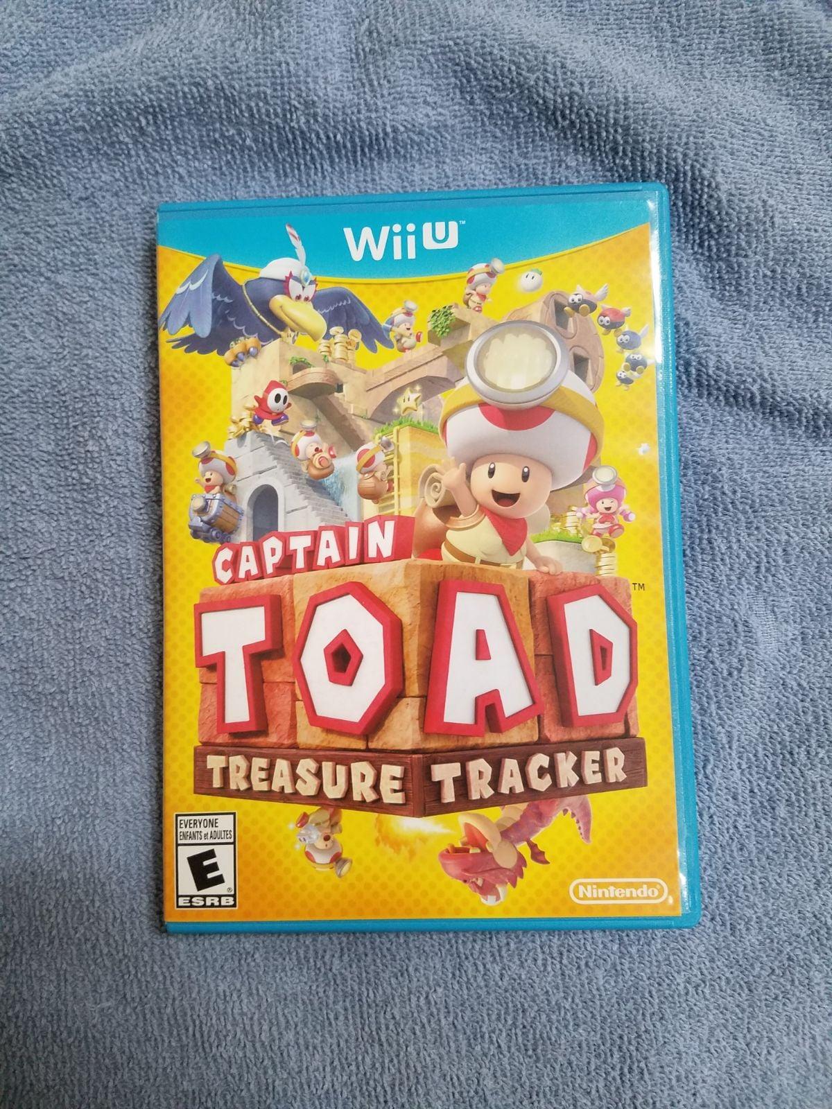 Captain Toad: Treasure Tracker - CIB