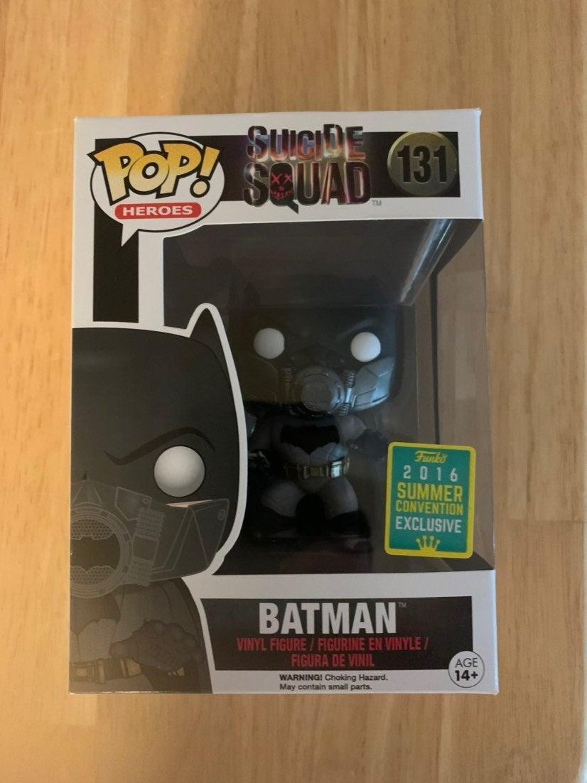 Batman 2016 Summer Con Funko Pop