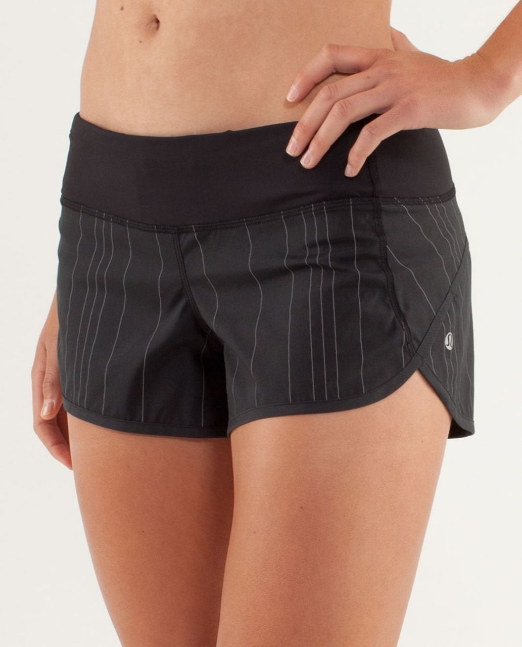 Lululemon Reflective Speed Up Shorts 4