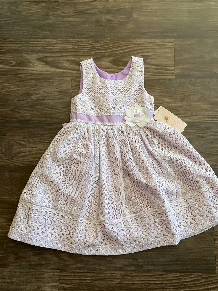 Size 5 Easter Dress