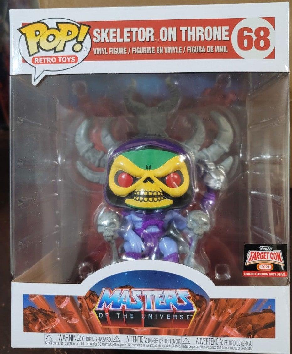 Funko Pop Target Con Skeletor