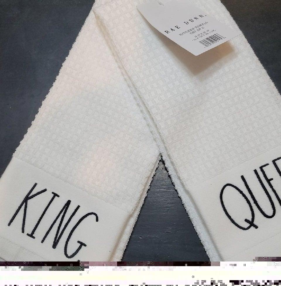 Rae Dunn Kitchen towels