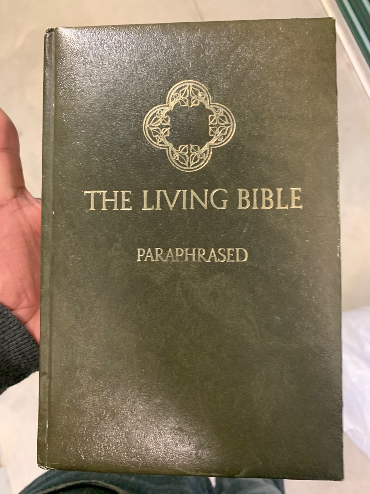 The Living Bible 1971