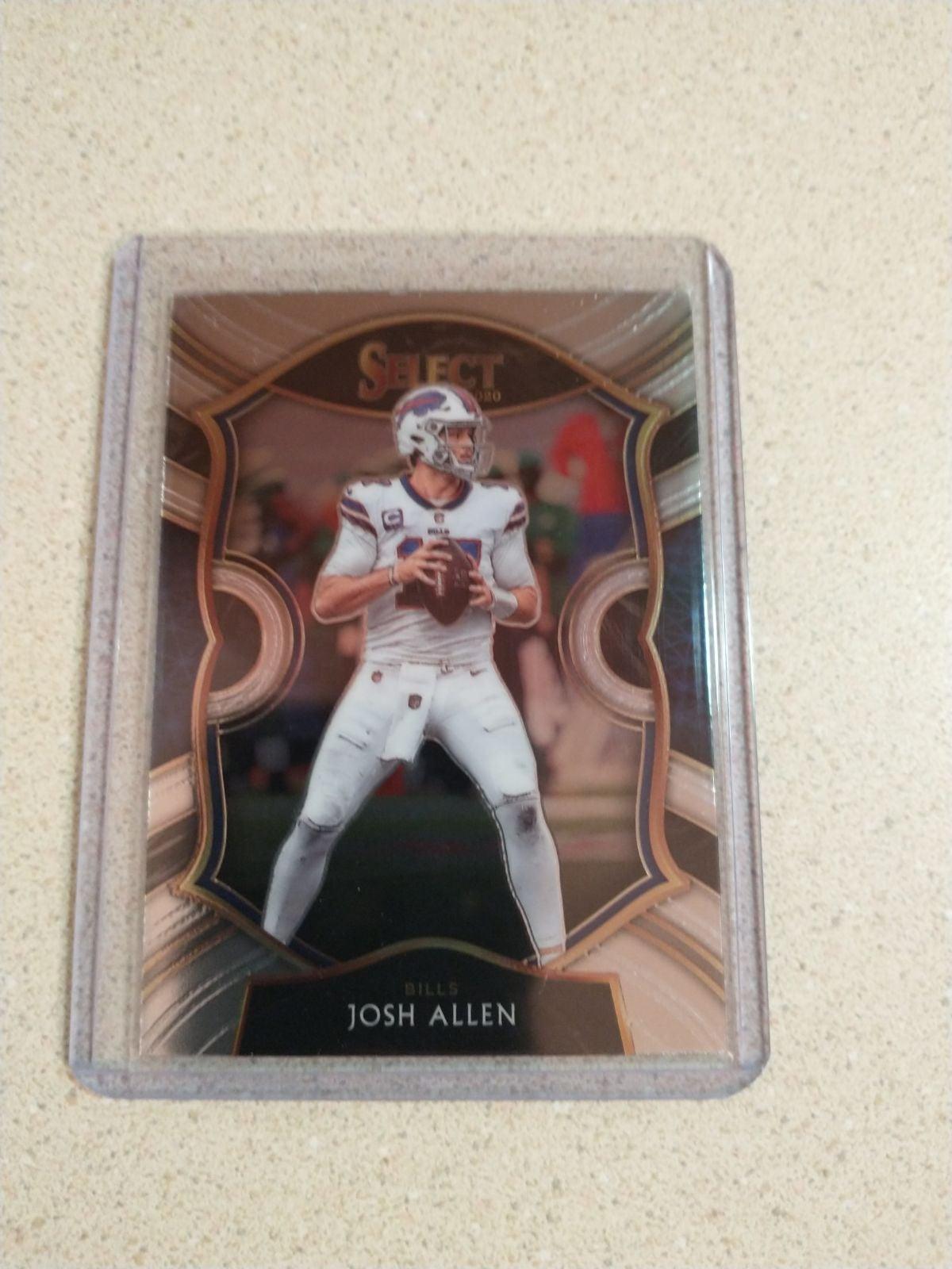Josh Allen select 2020