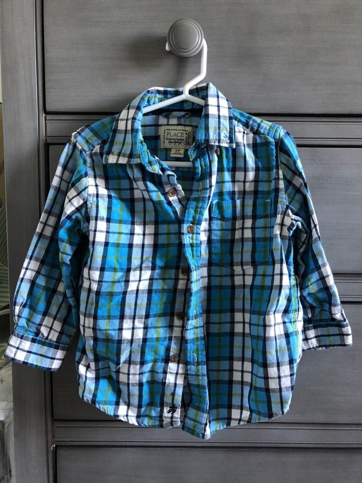 Childrens Place Boys 3T Shirt