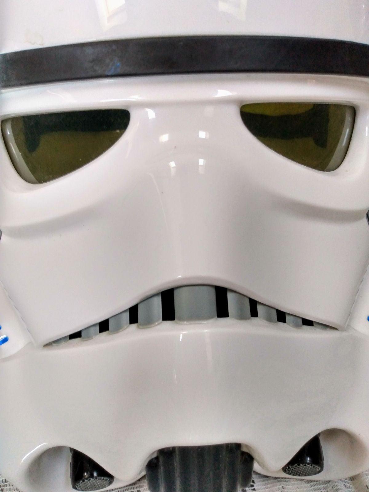 Lucas Films Star Wars Storm Trooper Helm