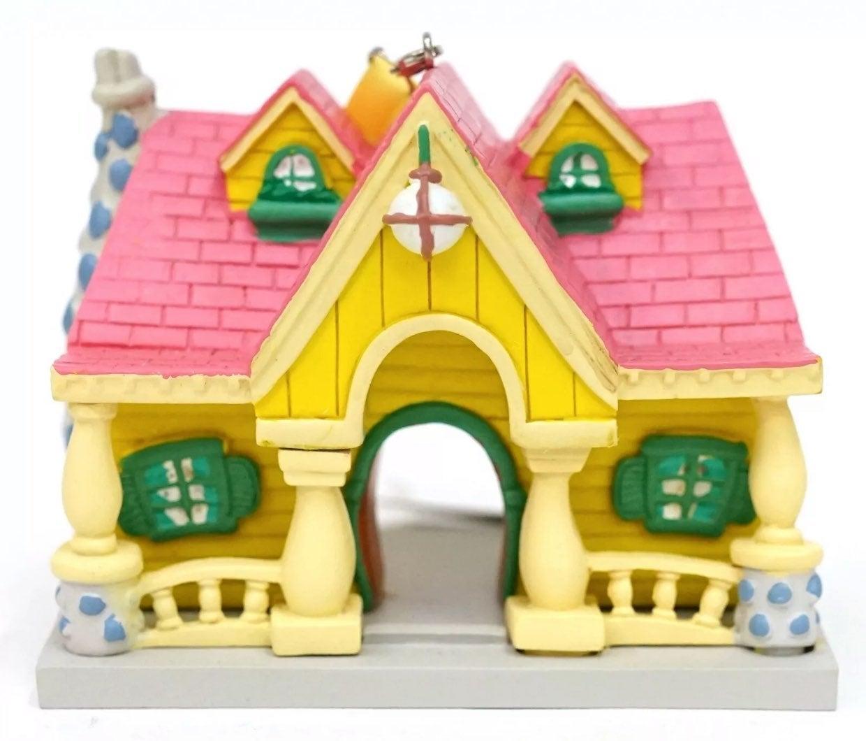 Disney Mickey Toon House Ornament