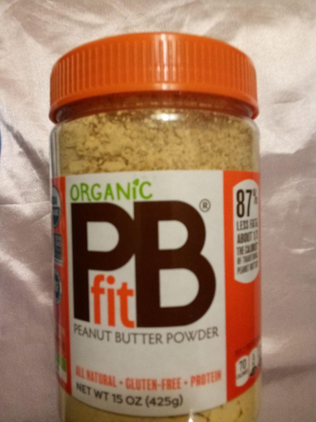 Pbfit peanut butter power