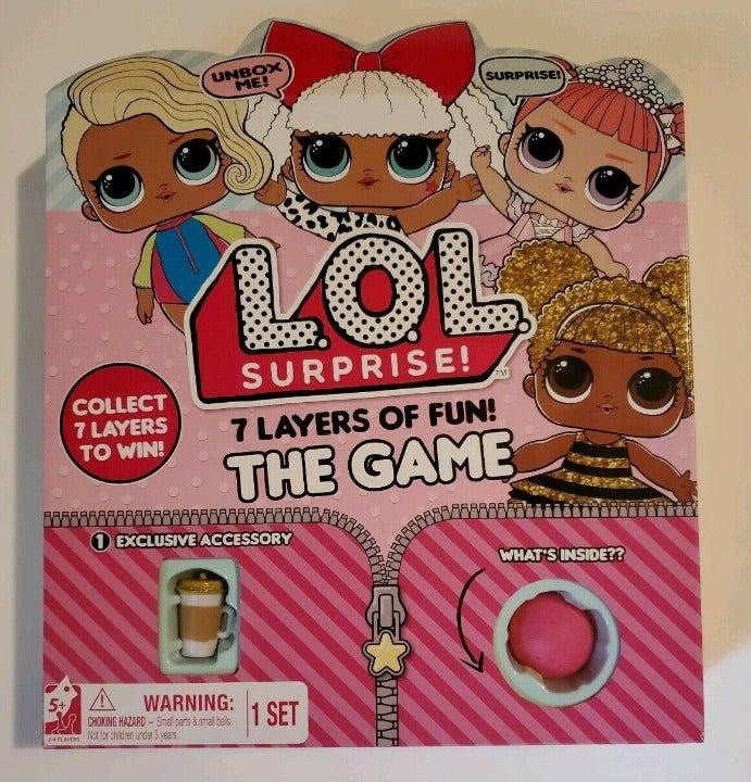 L.O.L. Surprise 7 Layers Of Fun Game