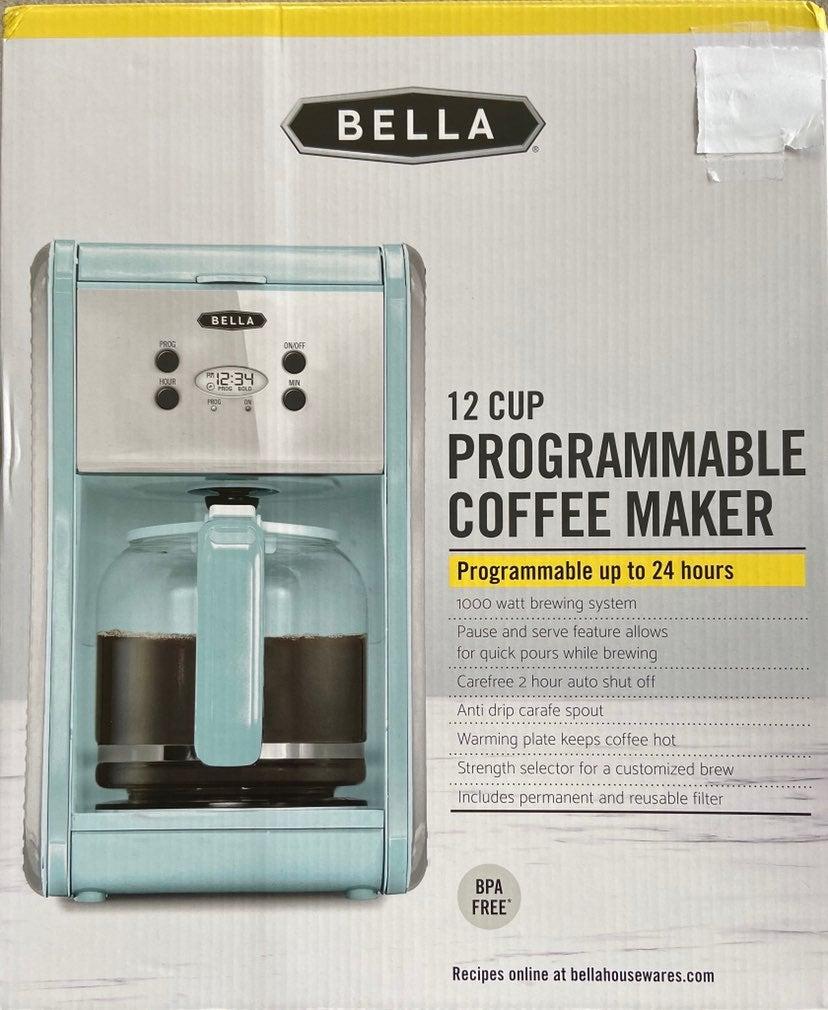 Bella Coffe Pot