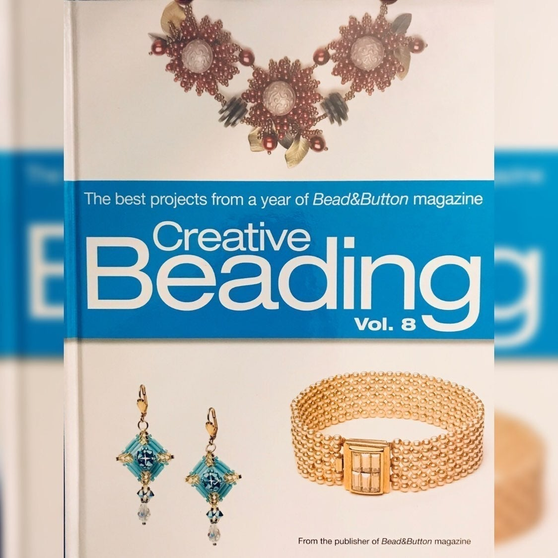 Creative Beading Vol. 8 best Projects