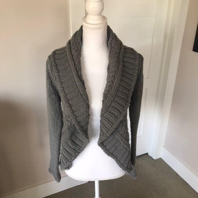 REMAIN Knit Cardigan Sweater, M