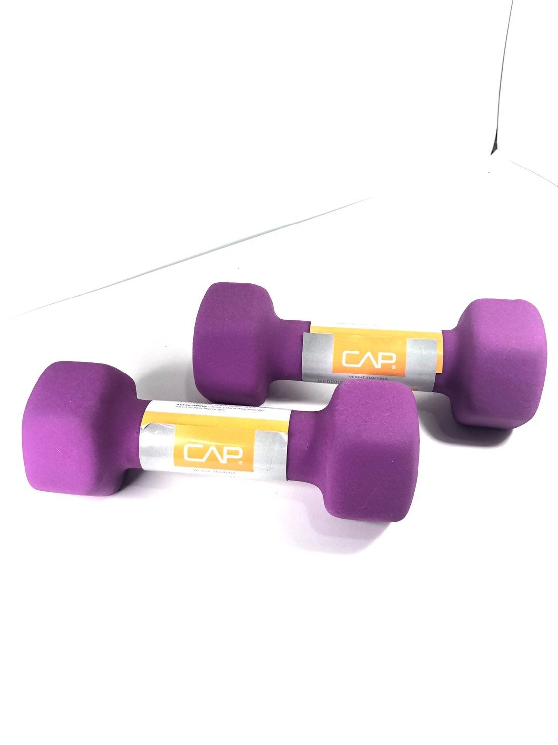 5lb CAP Neoprene Dumbbells set (PAIR)