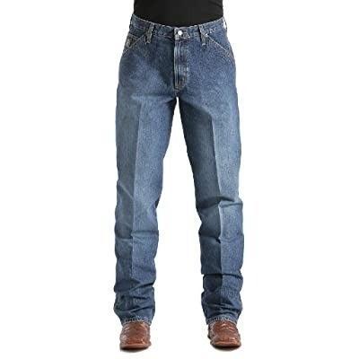 Cinch Men's Blue Label High Rise Jeans