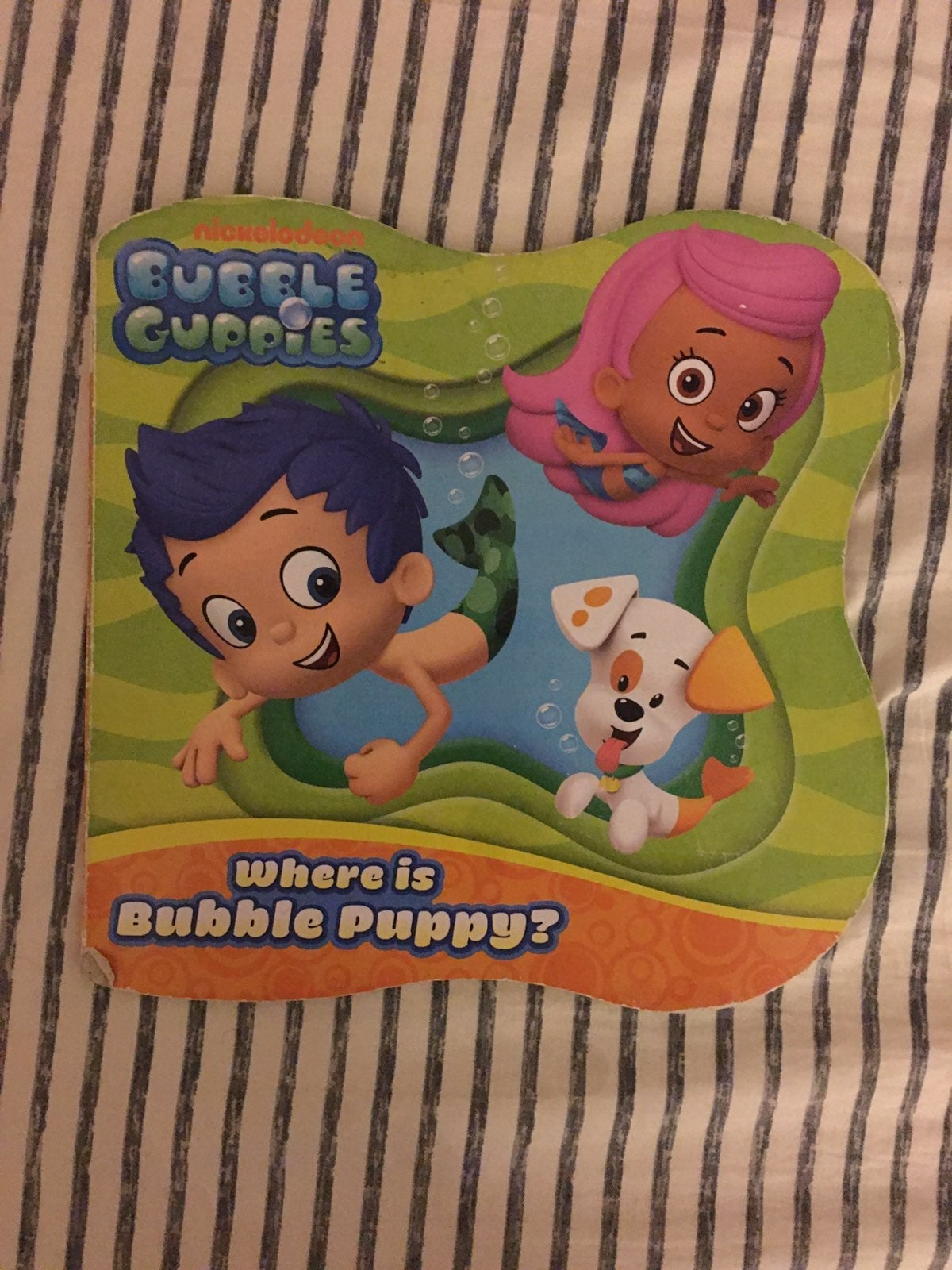 Bubble Guppies Where is Bubble Puppy