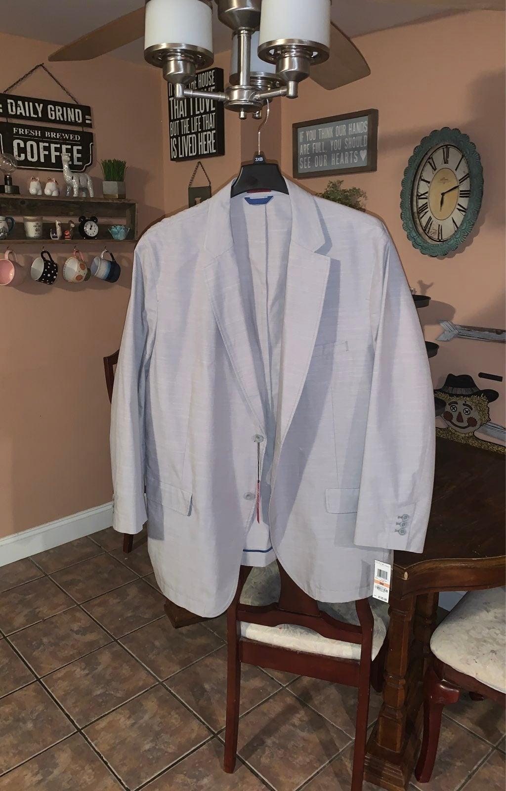 NEW 56R Mens Blazer/coat