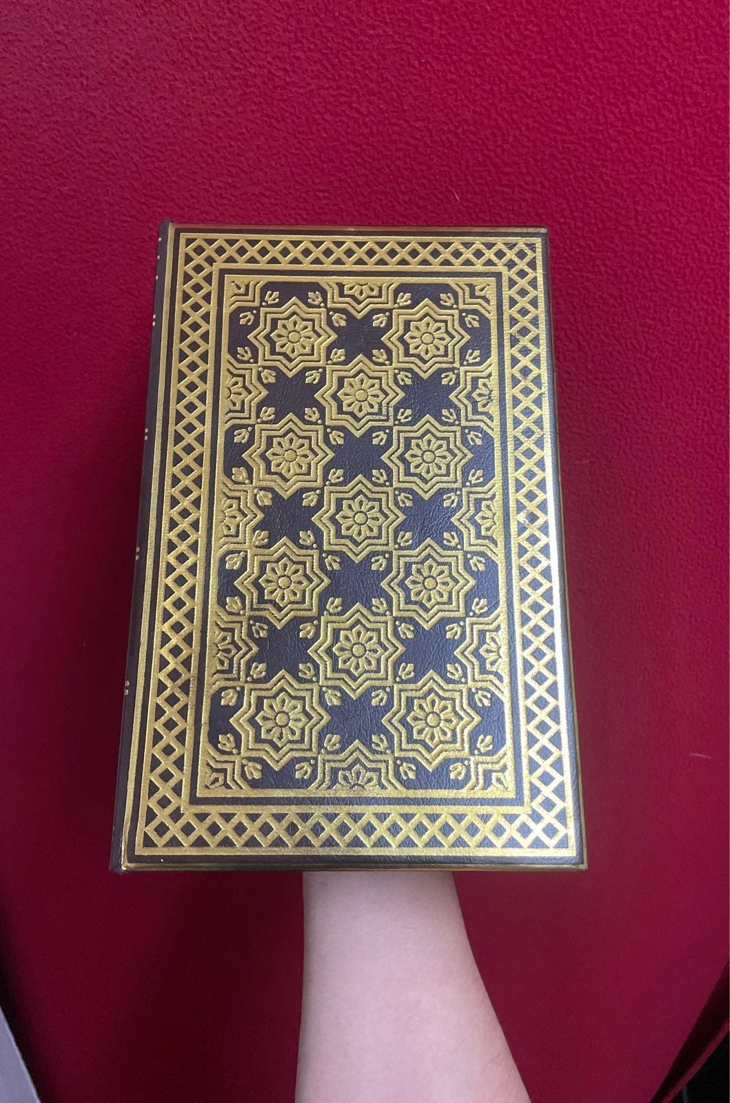 Stash book