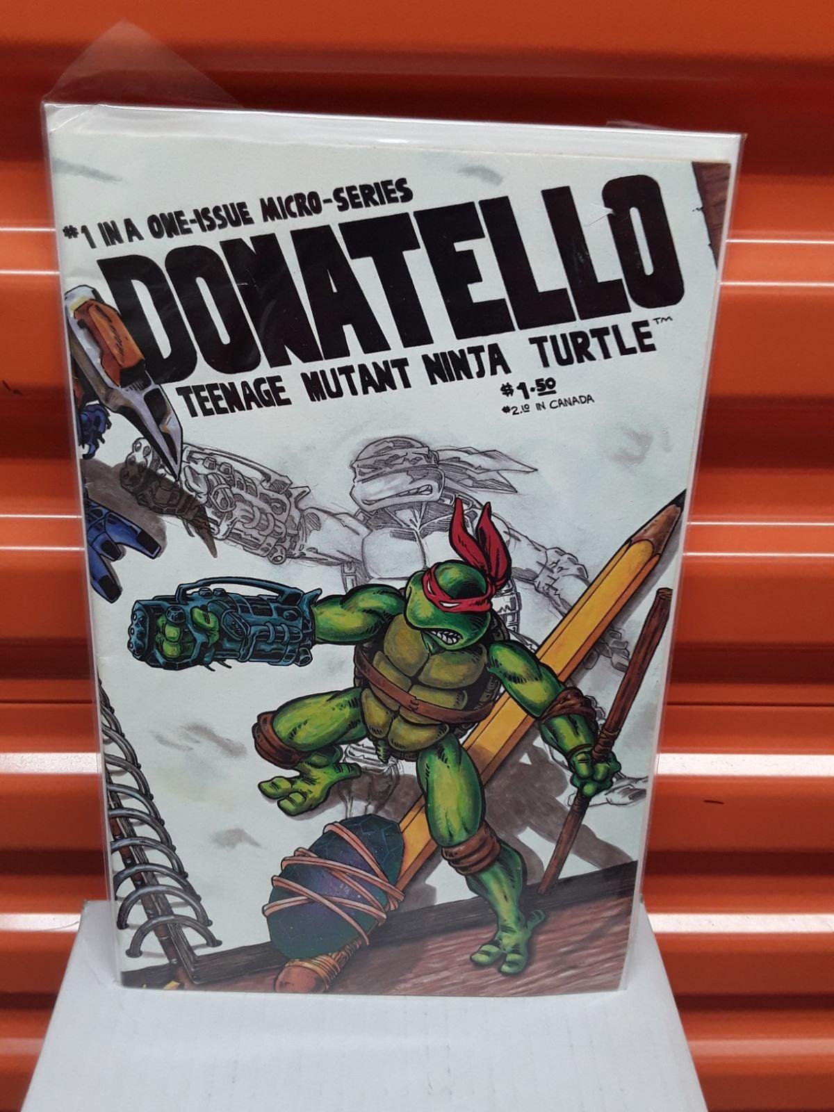 TMNT Donatello special