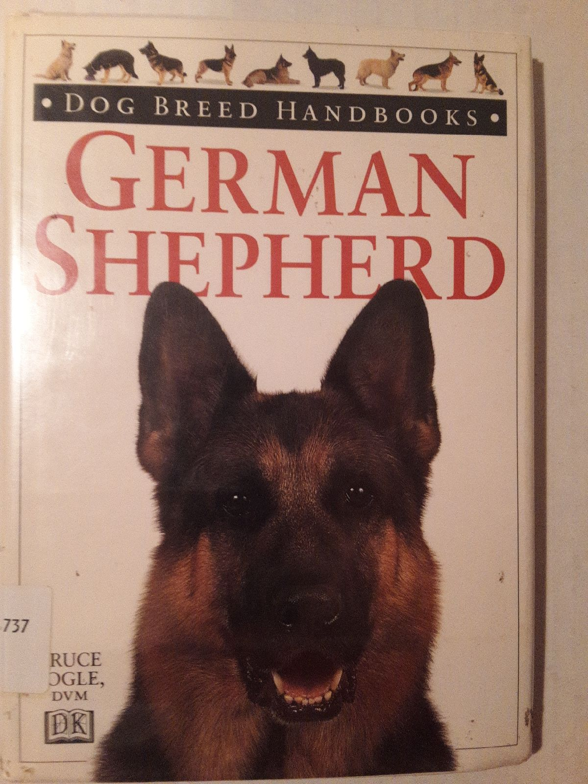 Dog Breed Handbooks German  Shepherd
