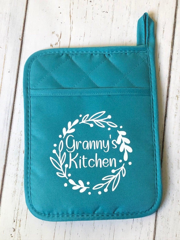 Pot Holder Granny's Kitchen