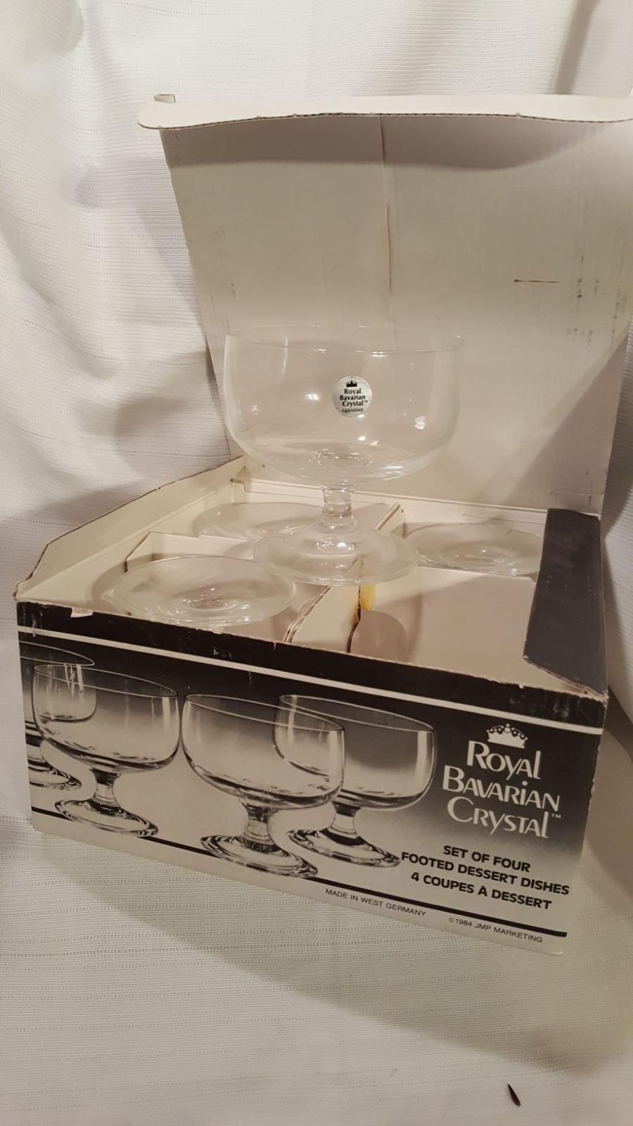 Vintage Royal Bavarian Crystal