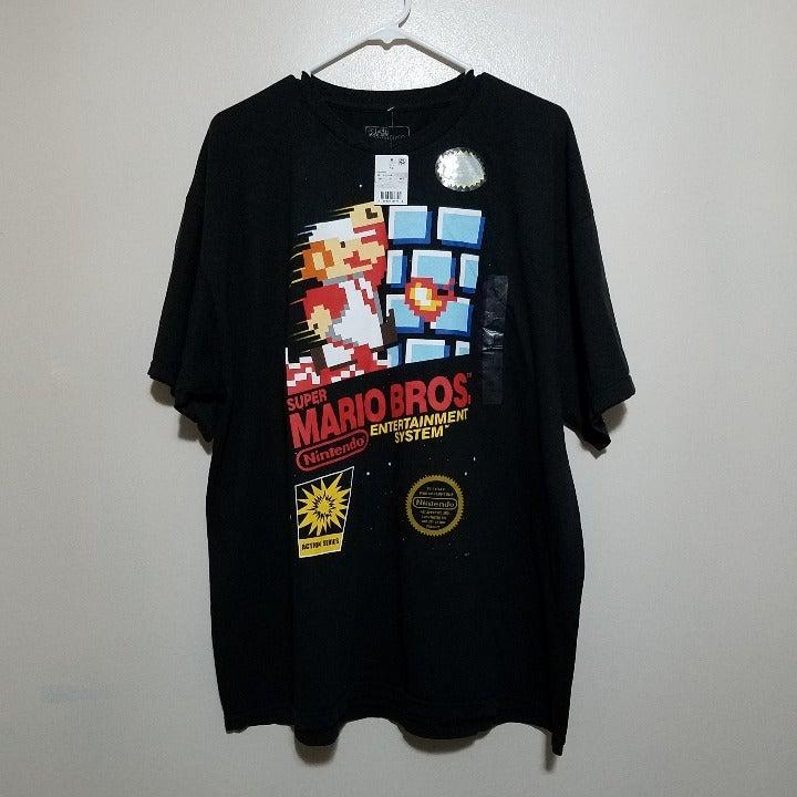 Nintendo Super Mario Bros t-shirt XL