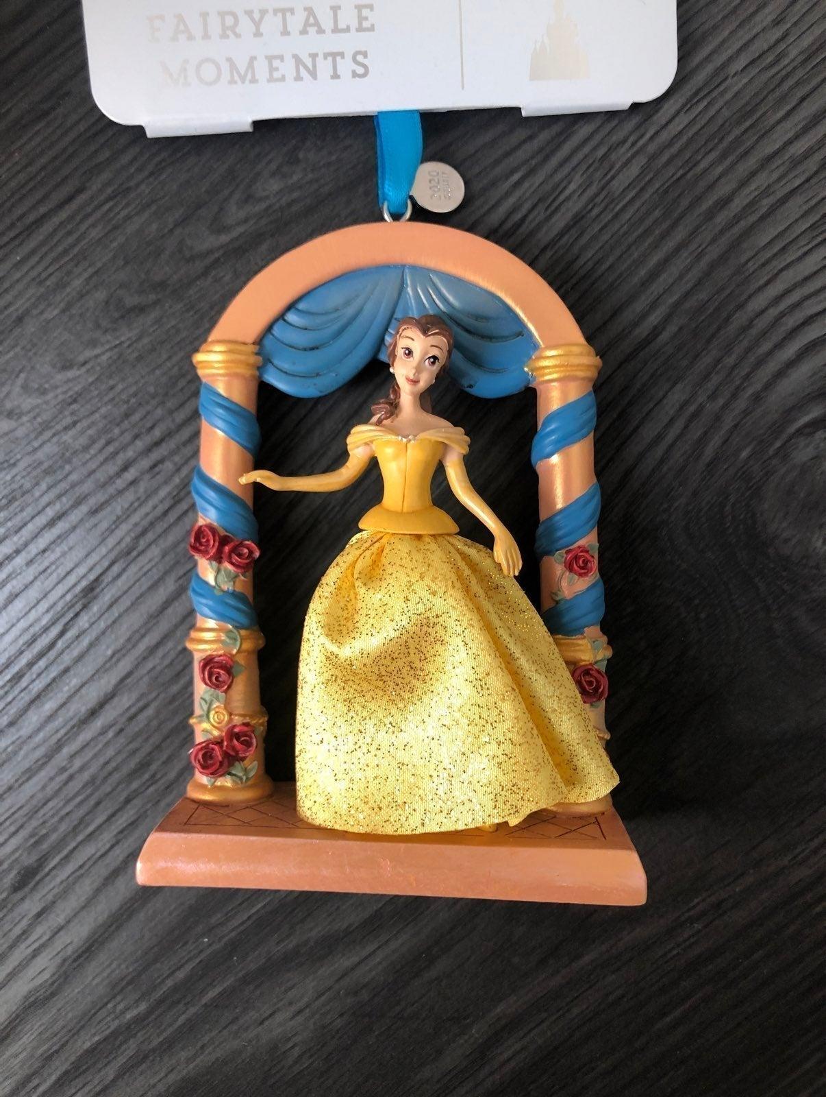 Disney 2020 sketchbook Belle Ornament