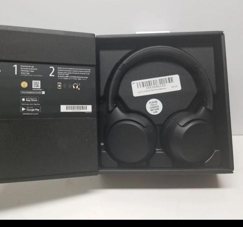 Sony WHXB700 Headphones wireless headset