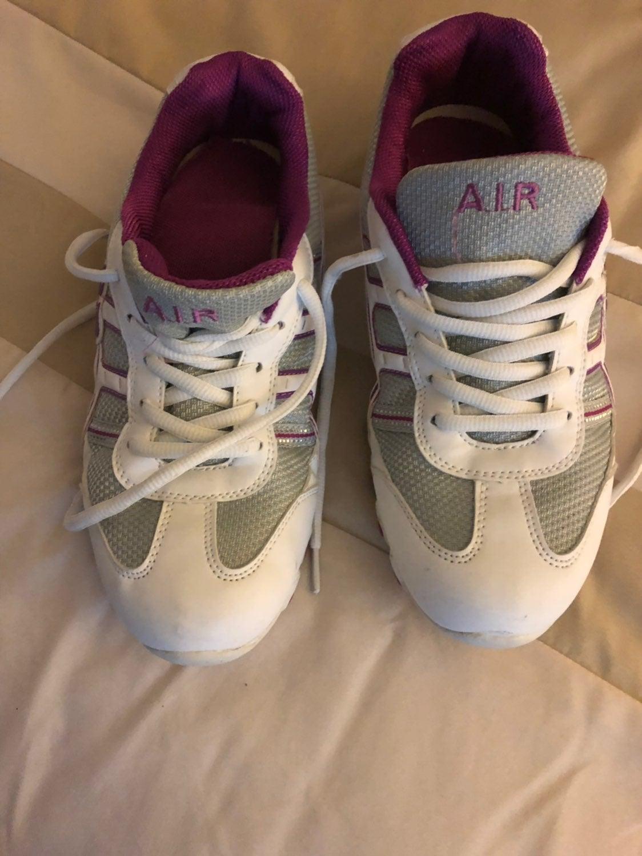 Tennis Shoes Air White