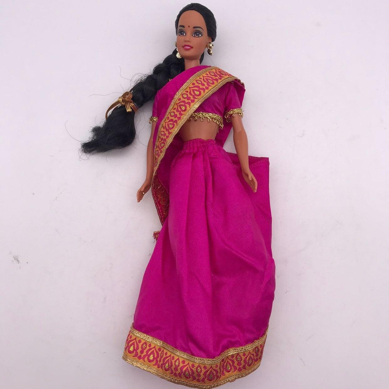 Vintage Barbie Indian Doll