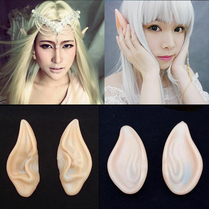Halloween Costume Elf Fairy Ear Tips