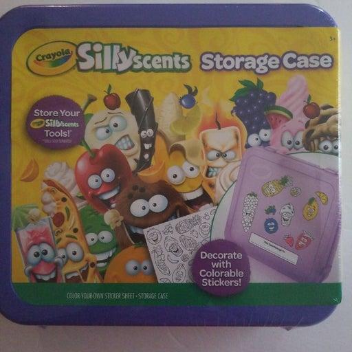 Kids storage case