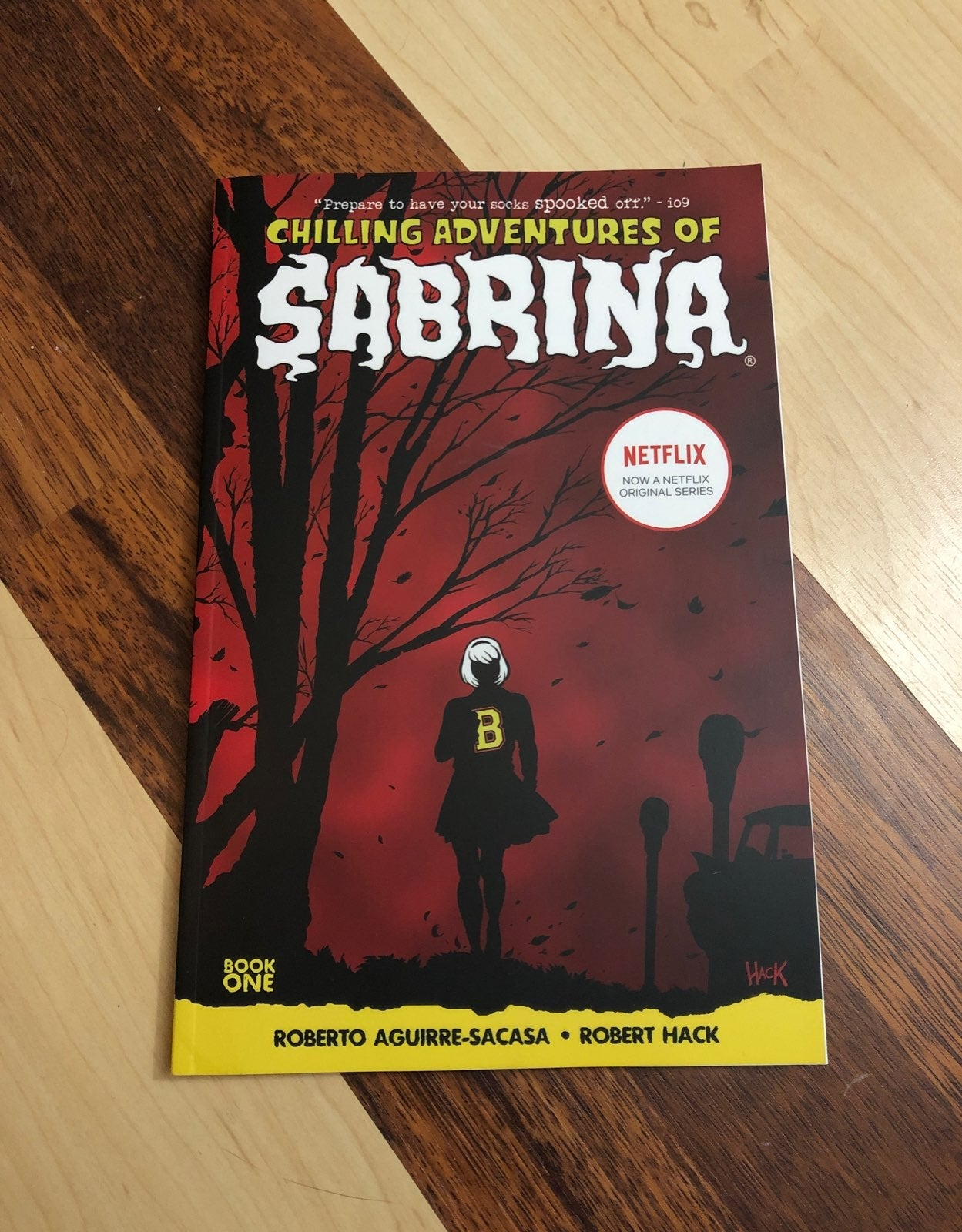 Chilling Adventures of Sabrina volume 1