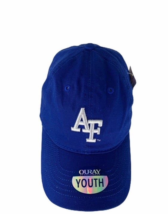 Ouray youth Air Force hat