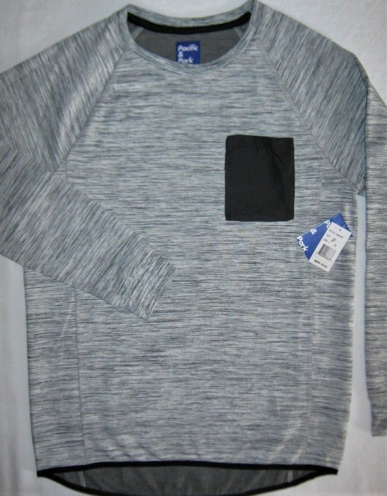 Pacific & Park Spacedyed Sweatshirt M