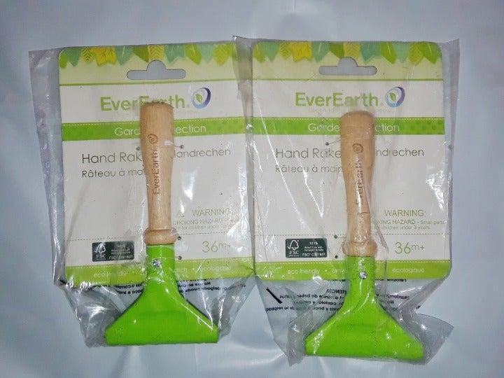 EverEarth Childrens Hand Rake, 2 pack
