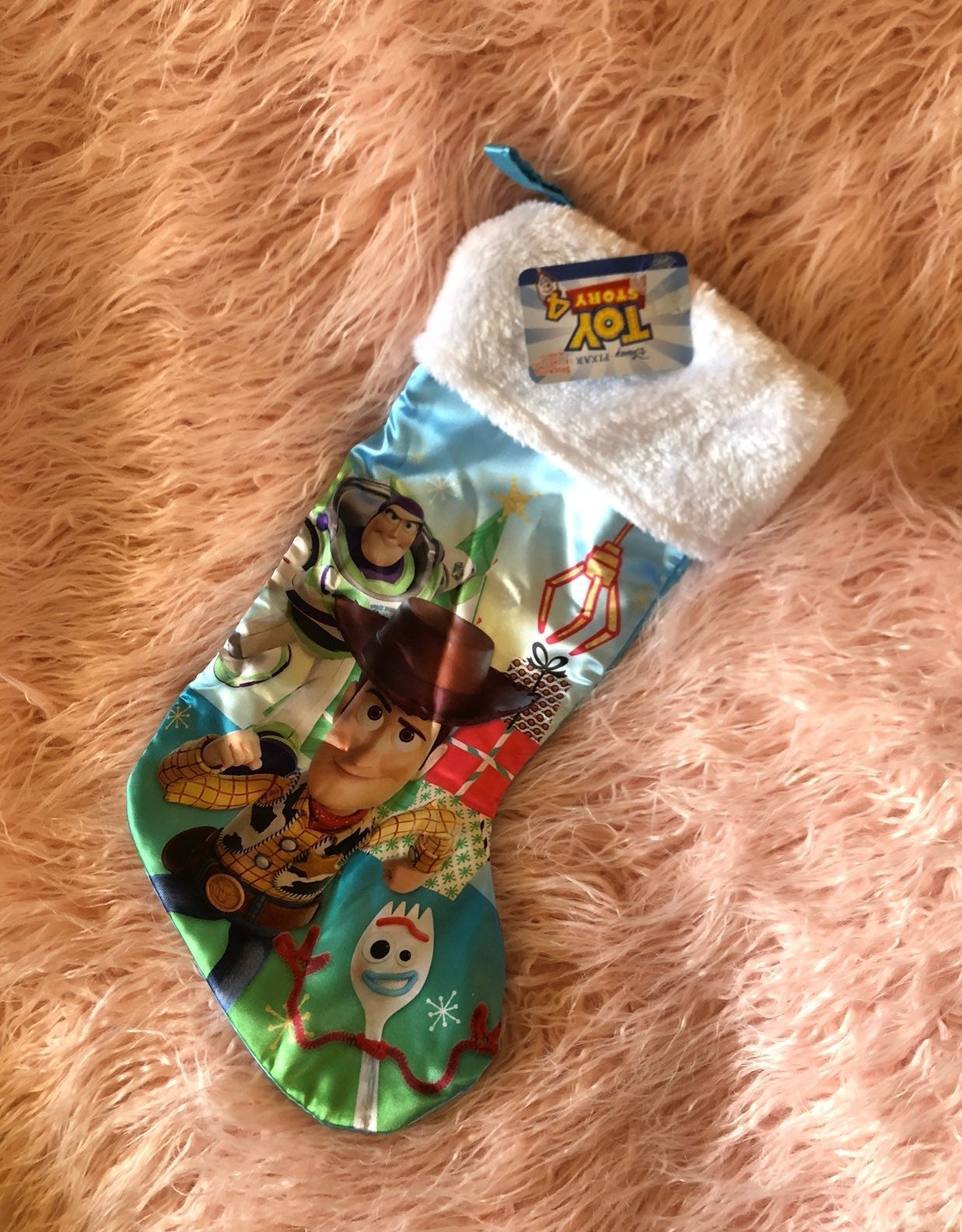 Disney Pixar Toy Story 4 Stocking