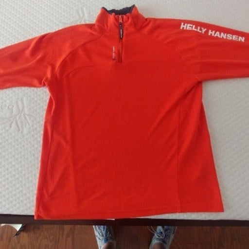 HH Men's HP 1/2 Zip Pullover, Size XL