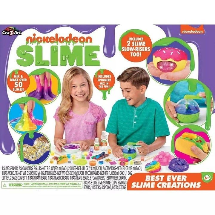 Nickelodeon Best Ever Slime Creation LAR