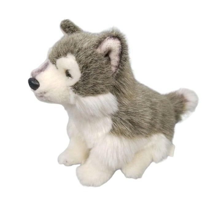 Nat and Jules Plush Wolf Small Stuffed