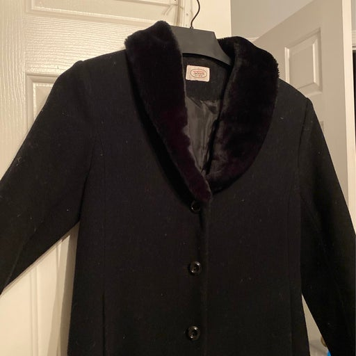 Talbots kid coat