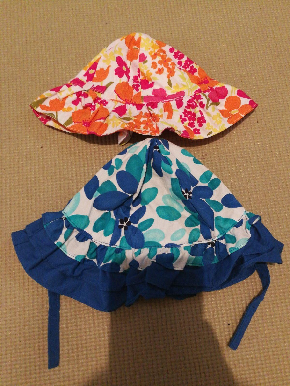 Gymboree baby girls hats