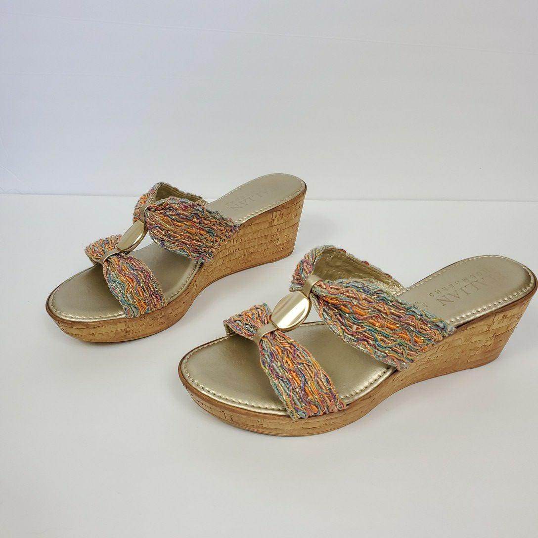 Italian Shoemakers Womens Platform Wedge