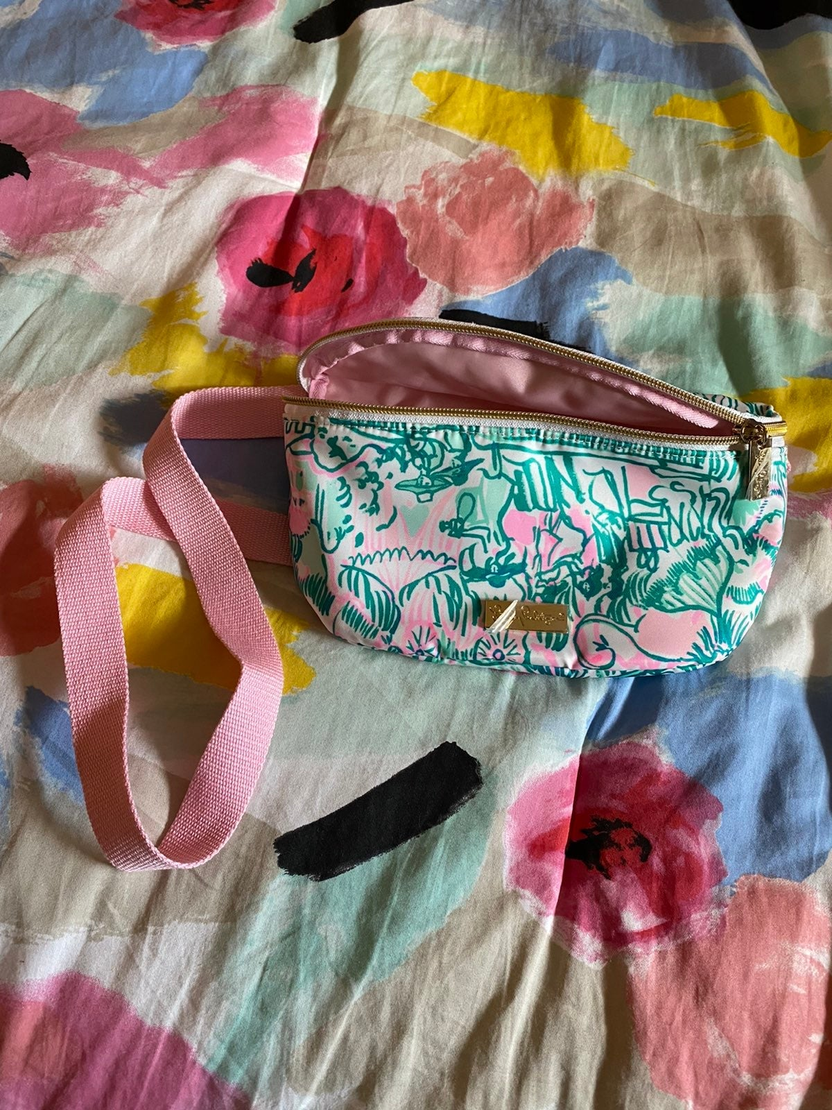 Lilly Pulitzer Fanny Pack